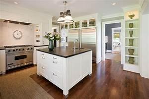 tips to design white kitchen island 2093