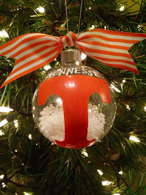 university  tennessee ornament ut ornament tennessee