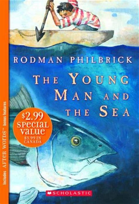 young man   sea  rodman philbrick reviews
