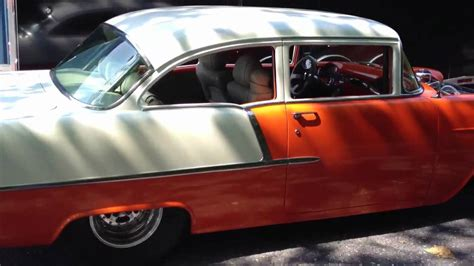 street ls for sale procharged pro street 1955 chevy youtube