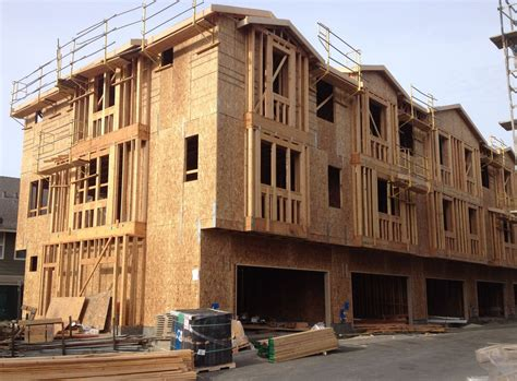 fastening  wood frame construction construction canada
