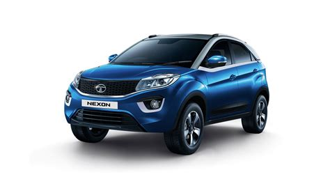 Tata Picture by Tata Nexon Colours In India 14 Nexon Colour Images Carwale