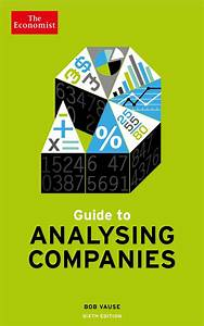 Guide To Analysing Companies  U2013 The Economist Store