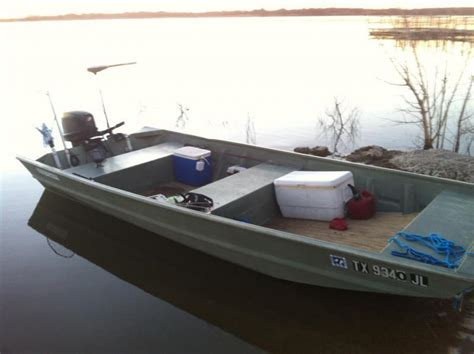 Jon Boat Fishing Forums by Who All Uses A Jon Boat Catfishing Texas Fishing Forum