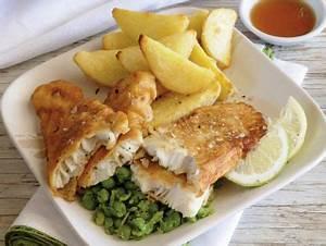 Fisch Mit H : fisch mit kartoffelspalten und erbsenp ree rezept eat smarter ~ Eleganceandgraceweddings.com Haus und Dekorationen