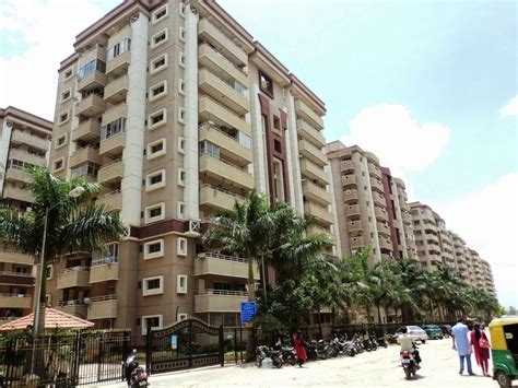 Clpd Suncity Apartments In Sarjapur Road, Bangalore By