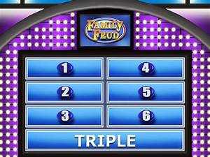 family feud template beepmunk With family feud template ppt