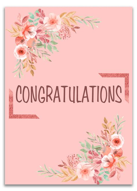 See more ideas about congratulations card, cards, congratulations. Custom Congratulation Cards Printing   EzeePrinting