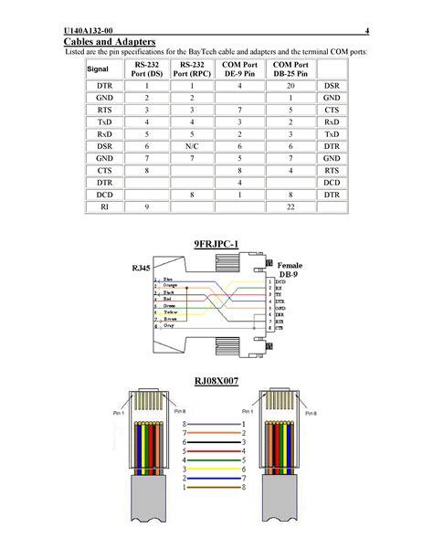 db9 to rj45 wiring diagram 26 wiring diagram images