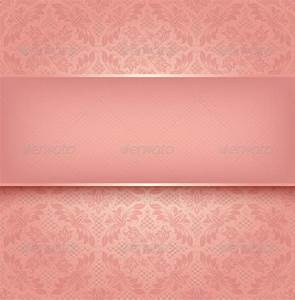 Pink Background For Christening | www.imgkid.com - The ...