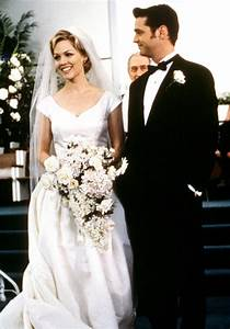 Jennie garth celebrity wedding dresses tv movies us for Jennie garth wedding dress