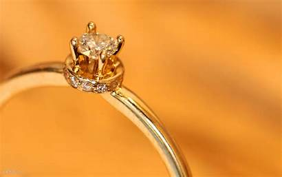 Diamond Gold Wallpapers Ring Jewelry Jewellery Cool