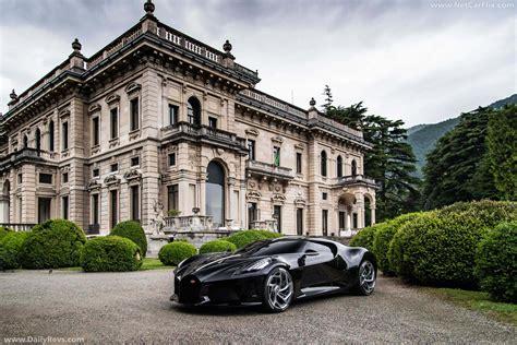 2019 Bugatti La Voiture Noire - HD Pictures, Videos, Specs ...