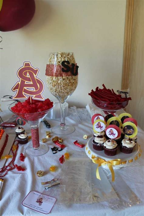 arizona state university graduationend  school party