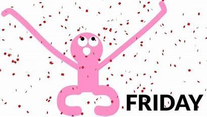 Tgif Friday Gifs Week Days Fridays Finally