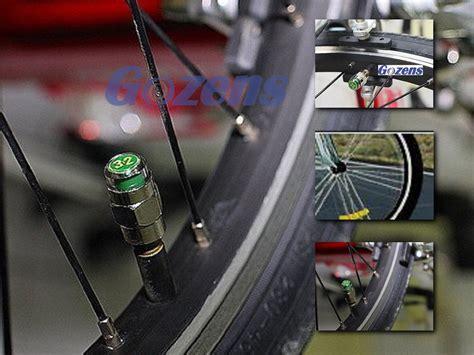 New Tpms Bike Tire Pressure Monitor Schrader Valve Stem