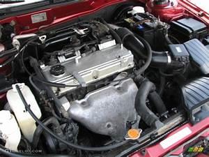 2002 Mitsubishi Galant Es 2 4 Liter Dohc 16