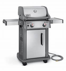 Weber Grill Spirit : weber 47100001 spirit s210 natural gas grill stainless steel garden outdoor ~ Frokenaadalensverden.com Haus und Dekorationen