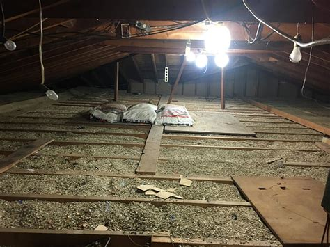 vermiculite insulation removal bloomfield mi