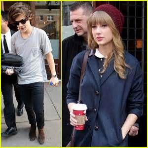 Taylor Swift: Leaving Hotel with Harry Styles! | Harry ...