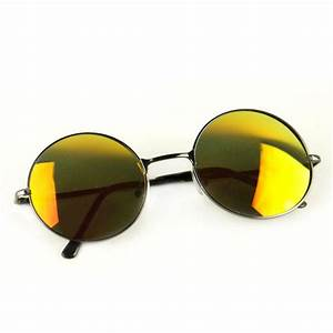 Lunette De Soleil Femme Solde : lunettes de soleil rondes vintage retro 70s john lennon homme et femme ~ Farleysfitness.com Idées de Décoration