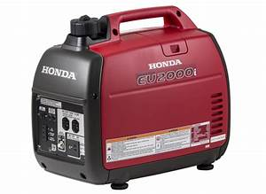 Honda Eu2000it1a1 Generator Features  U0026 Specs Information