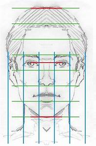 Facial Proportions Reference Guide | Drawing Re...