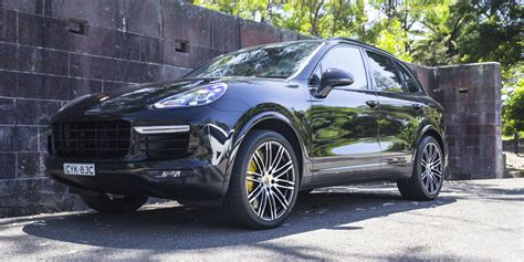 The 2016 porsche cayenne has a comfortable interior, thrilling engine performance, and spry handling. 2016 Porsche Cayenne Turbo S Review | CarAdvice