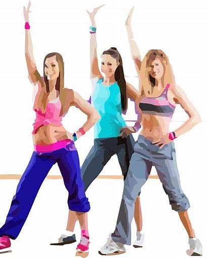 Zumba Dancers Hop Dance Classes Bolly Class