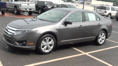 sale   ford fusion se stk  youtube