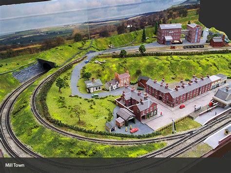 indoor mini greenhouse mountain lake model railways milford makeneymilford