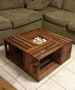 Sachen Selber Bauen : wohnzimmertisch selber bauen h lzerne gestaltung neben einem sofa kreatives aus holz ~ Markanthonyermac.com Haus und Dekorationen