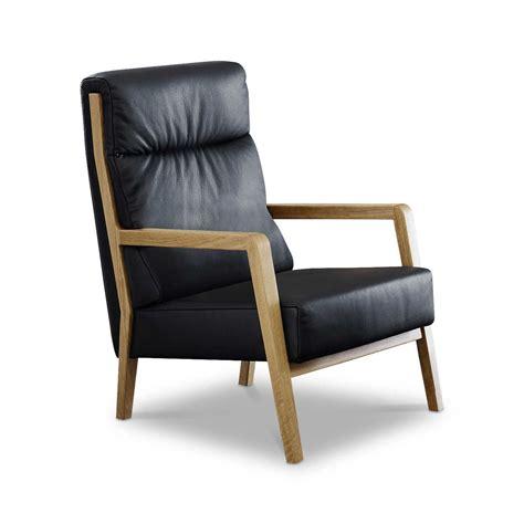 Schöner Wohnen Sessel by Sch 246 Ner Wohnen Sessel Jenson Schwarz Leder Kaufen