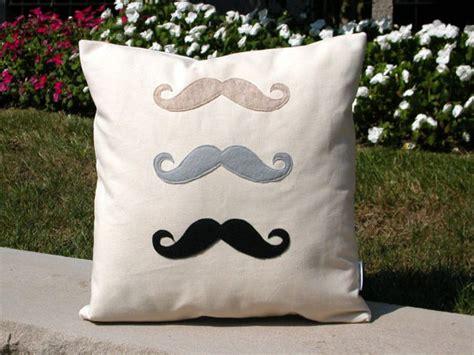 Handmade Pillows by Mustache S Handmade Pillow Bambina
