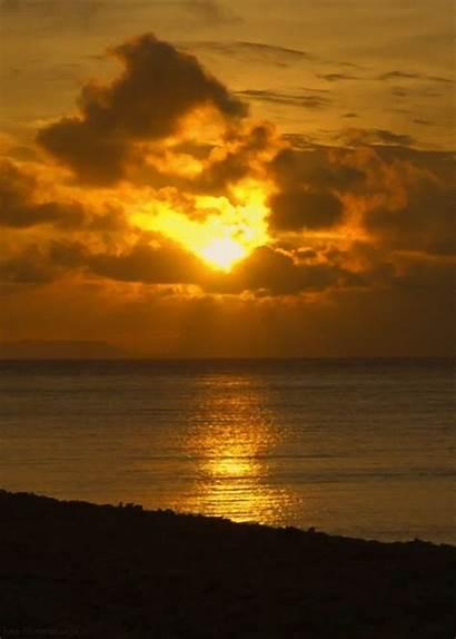 Ocean Sunset Notes