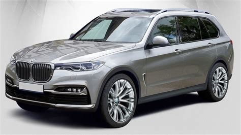 2019 Bmw X7 Review, Release Date And Photos