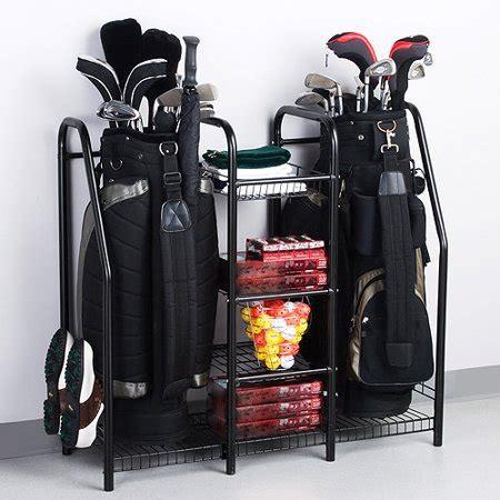 Golf Equipment Storage Rack Walmart