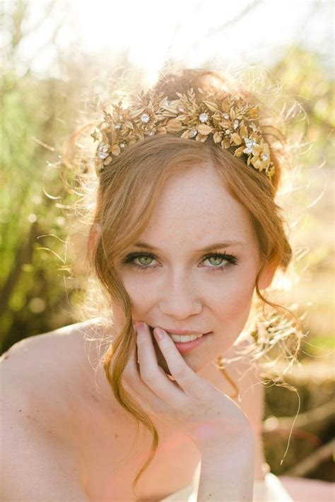 Top 16 Wedding Day Greek Style Headbands ? Unique Up Do