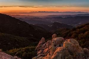 Santa Monica Mountain Sunset - Outdoor Photographer