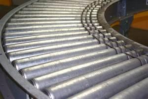Roller Conveyor Belt Picture