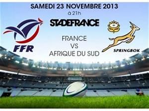 France Afrique Du Sud Quelle Chaine : la ffr s 39 accorde avec le stade de france pour 20 matchs minimum ~ Medecine-chirurgie-esthetiques.com Avis de Voitures
