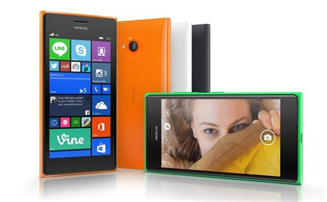 nokia lumia 730 and 735 selfie phones announced by microsoft at ifa 2014 windows central
