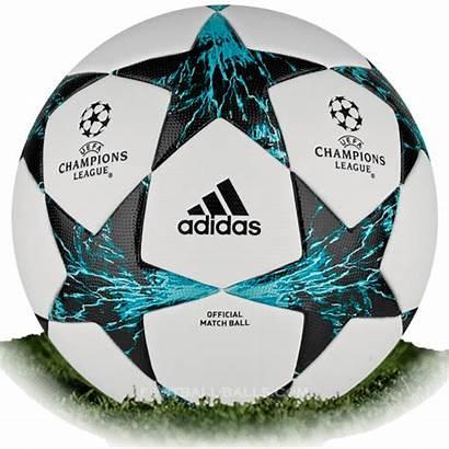 Champions League Ball Uefa Match Adidas Finale