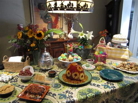 Table Buffet Decoration  Interior Home Design Home