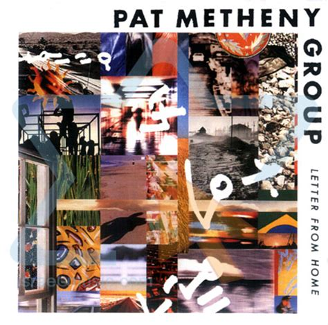 letter from home pat metheny 이스라엘 및 유대 음악 영화 및 멀티미디어
