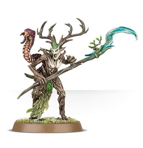 Round Tabletop by The Sylvaneth Return Tabletop Encounters