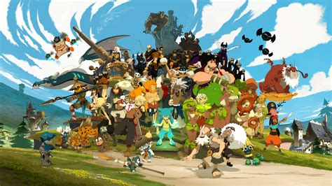 Wakfu Anime Wallpaper - wakfu fond d 233 cran hd arri 232 re plan 1920x1080 id