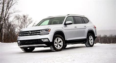 Vw Atlas Size by 2019 Volkswagen Atlas Used Dimensions Diesel Spirotours
