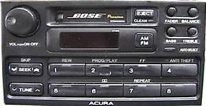 Acura Legend Stereo  U0026 Cd Player Repairs