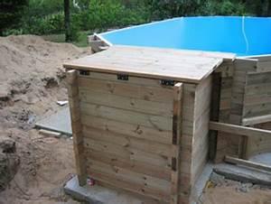 local technique trouver le bon compromis pour sa piscine With local technique piscine bois